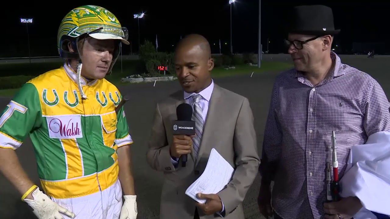 CANADIAN TROTTING CLASSIC 2018 (Mohawk Park) : Crystal Fashion