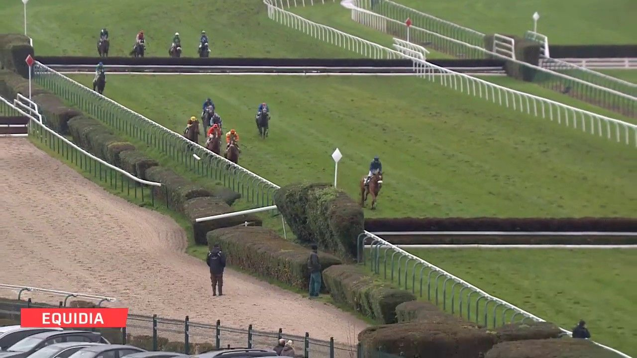 Prix Olry-Roederer 2018 (G2, Auteuil) : Galop Marin