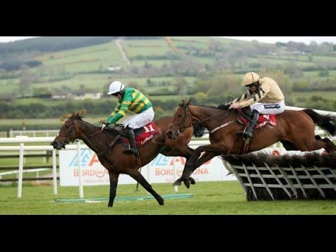 Champion Stayers Hurdle 2017 - Punchestown - Unowhatimeanharry