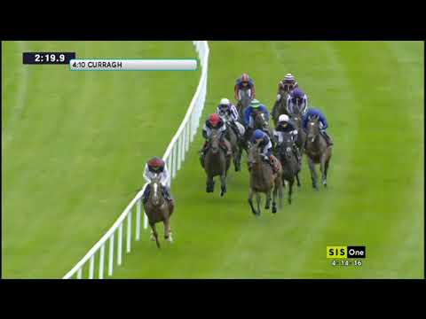 IRISH ST. LEGER 2019 (Curragh) : Search for a Song