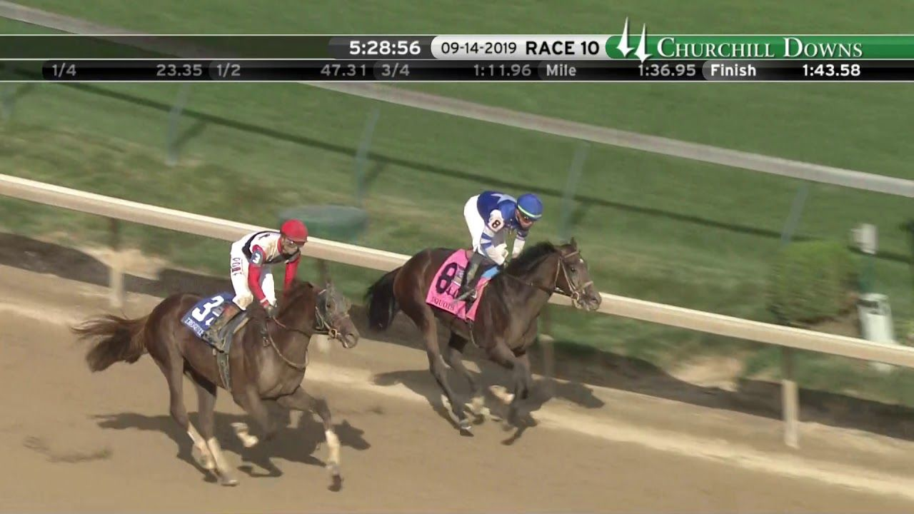 Iroquois Stakes 2019 (Churchill Downs) : Denni's Moment