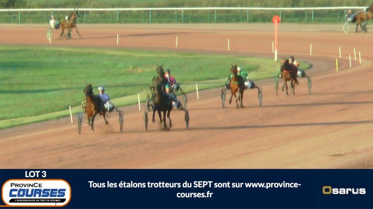 Qualifications à Caen, le 18 septembre 2019 (lot 3)