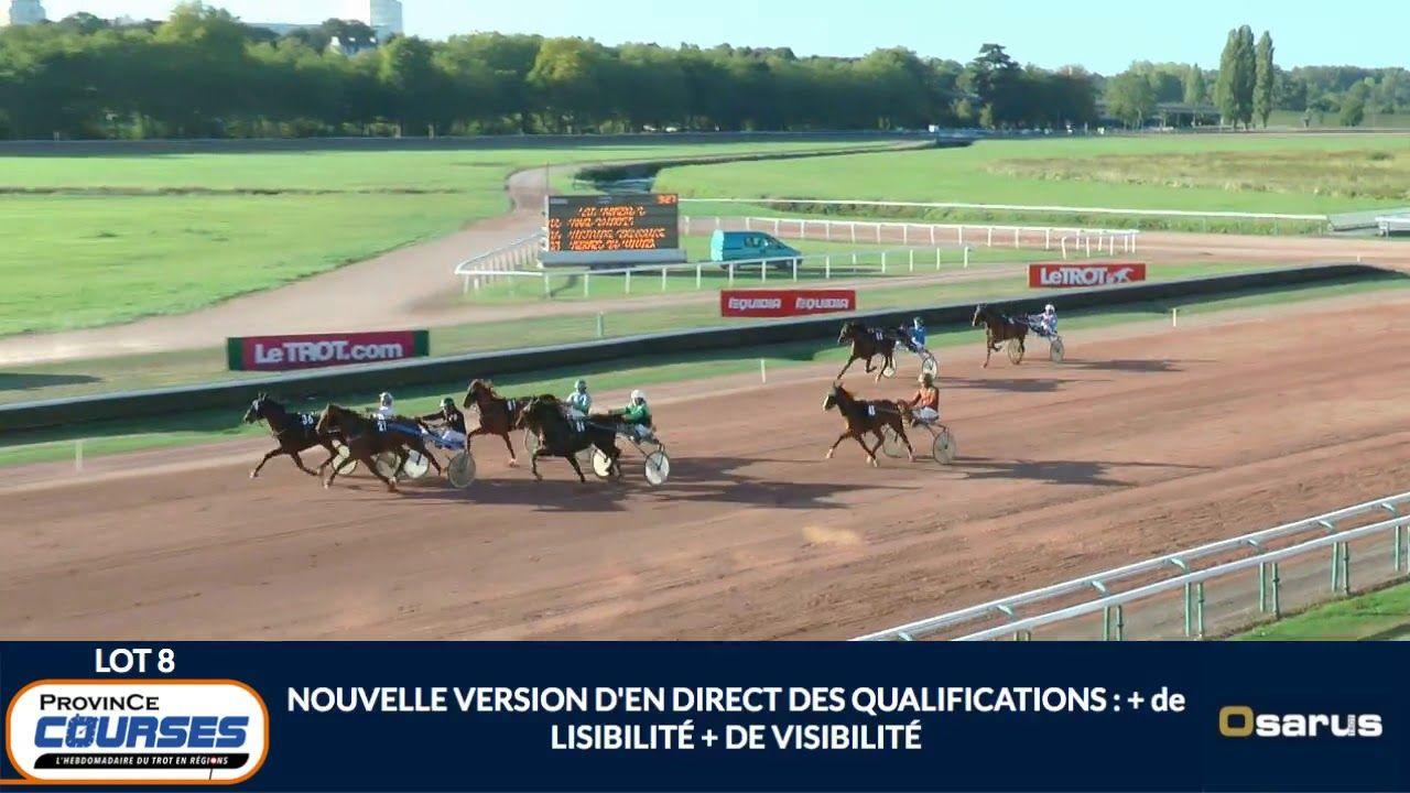 Qualifications à Caen, le 18 septembre 2019 (lot 8)