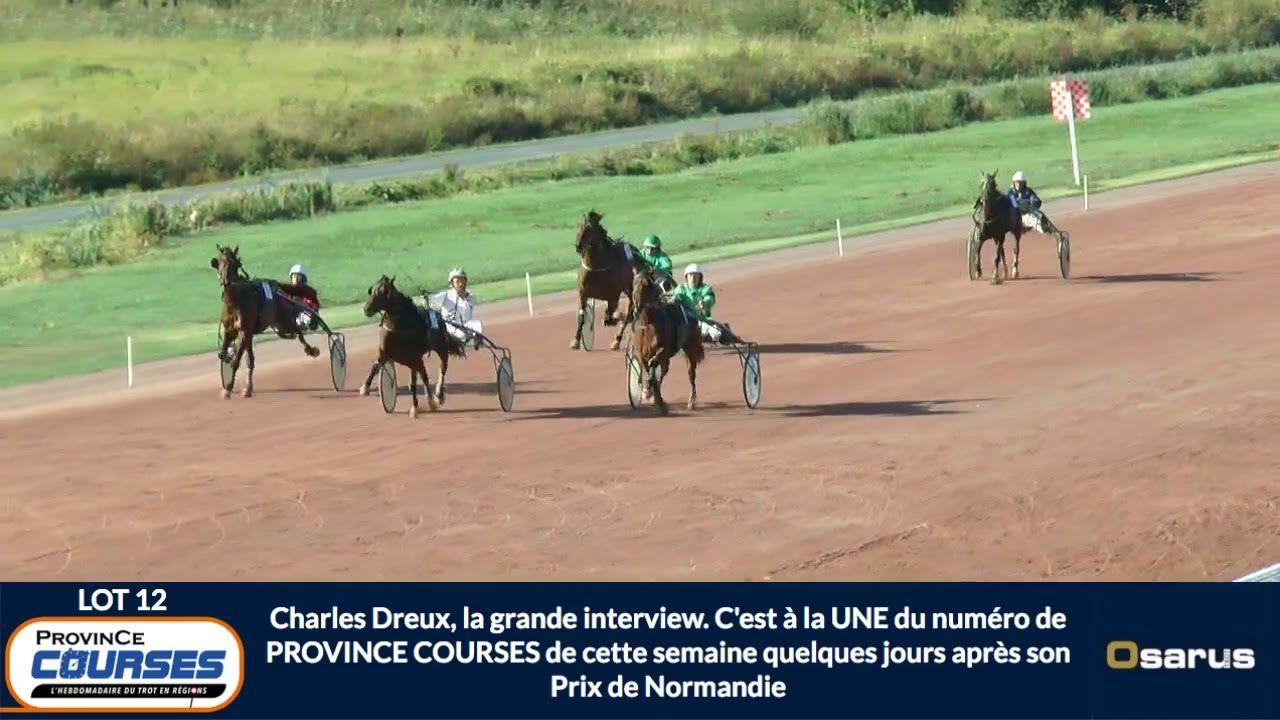 Qualifications à Caen, le 18 septembre 2019 (lot 12)
