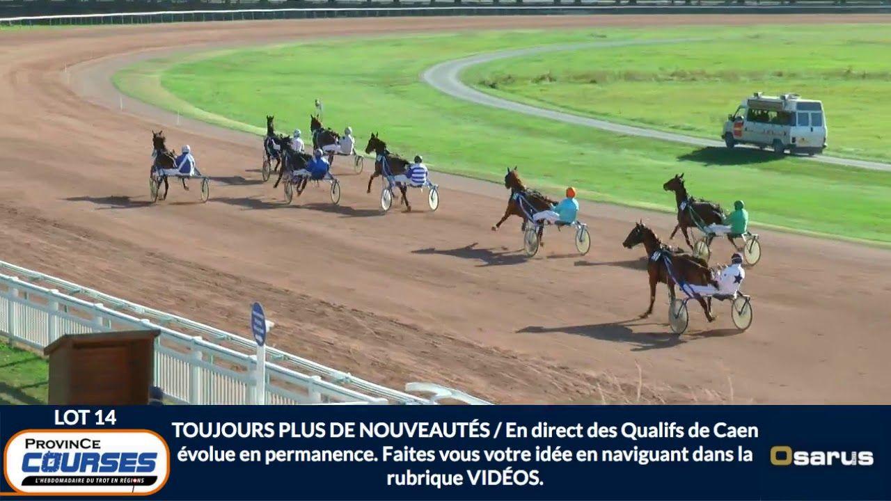 Qualifications à Caen, le 18 septembre 2019 (lot 14)