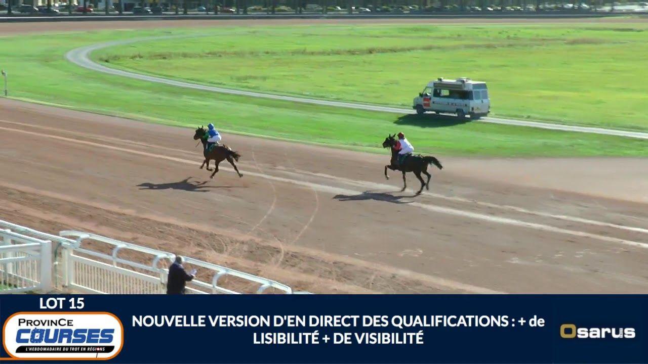 Qualifications à Caen, le 18 septembre 2019 (lot 15)