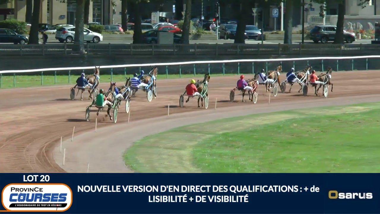 Qualifications à Caen, le 18 septembre 2019 (lot 20)
