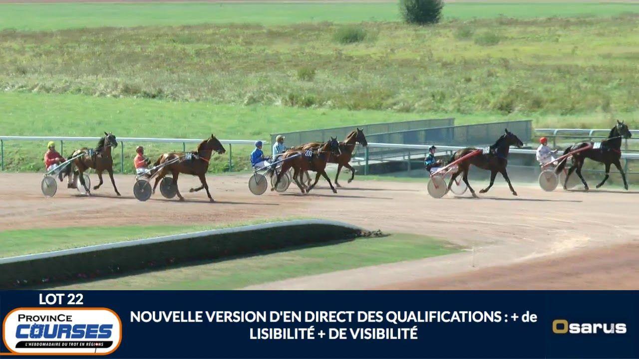 Qualifications à Caen, le 18 septembre 2019 (lot 22)