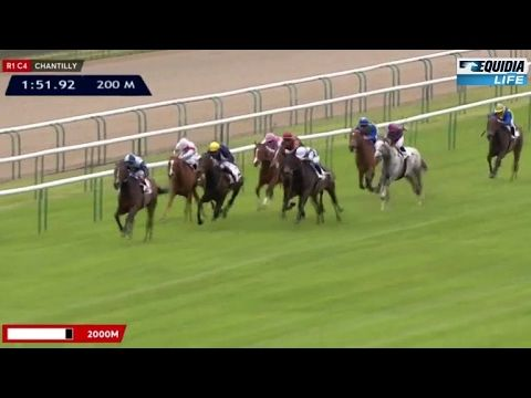 Prix Allez France 2017 - Chantilly - The Black Princess
